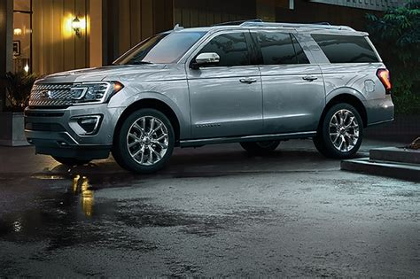 ford expedition suv features fordcom