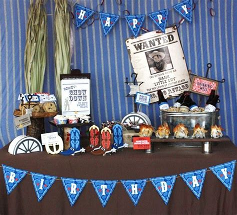 wild west cowboy birthday party gueat feature