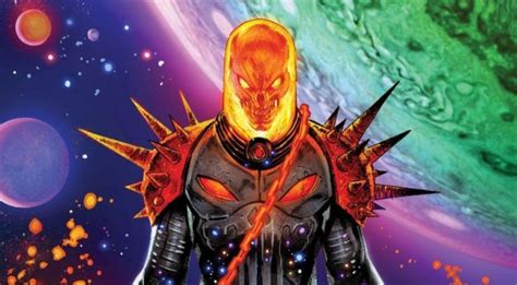 'Cosmic Ghost Rider' First Look Released