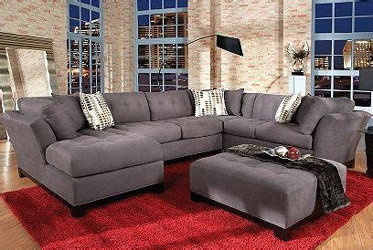 slate pc sectional  cindy crawford homemy couch