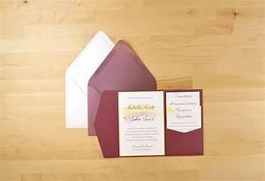 diy wedding invites in 5 easy steps weddingbee With diy wedding invitations step by step instructions