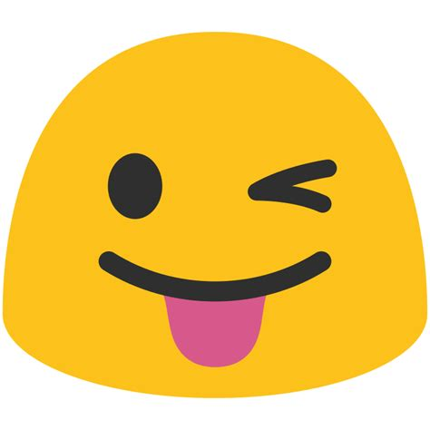 foto de File:Emoji u1f61c svg Wiktionary
