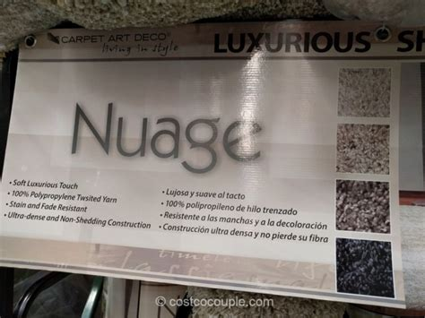 nuage collection shag area rug