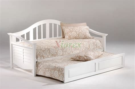 trundle bed with seagull daybed twin size white day bed with trundle bed