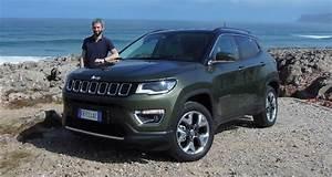 Essai Jeep Compass 2017 : jeep compass le plus baroudeur des suv compacts ~ Medecine-chirurgie-esthetiques.com Avis de Voitures
