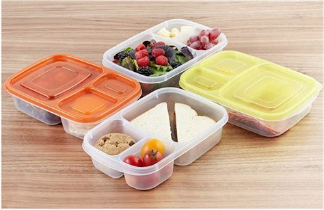 Personalized Food Storage Containers Listitdallas