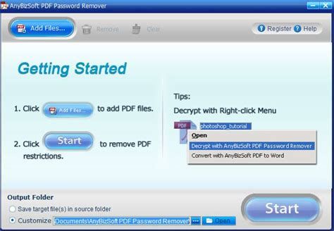 remove password of pdf protected from password the hackers point