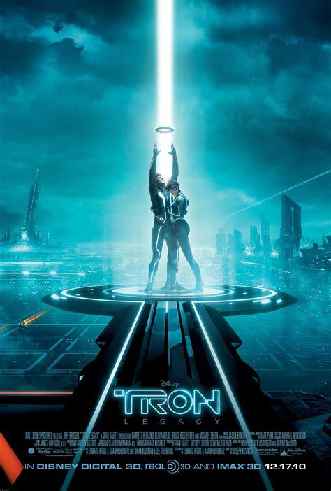 tron legacy poster   familiar