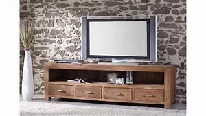 Tv Media Möbel : yoga 6552 longboard holz 55 x 150 x 60 cm natur smash ~ Frokenaadalensverden.com Haus und Dekorationen