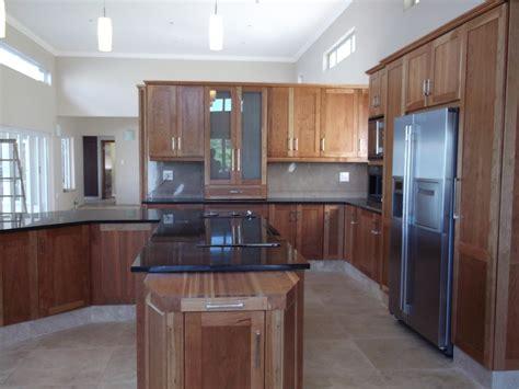 Built In Kitchens : Cherry Kitchen Cupboards