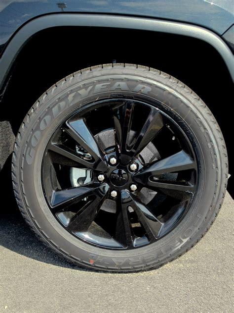 black jeep wheels jeep altitude rims black altitude edition wheel for 2011