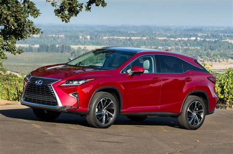 lexus rx 2016 2016 lexus rx first drive review motor trend