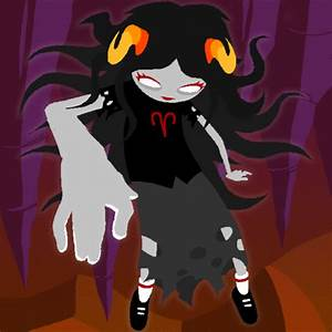 Homestuck Explained by a Dumbass — Aradia Megido