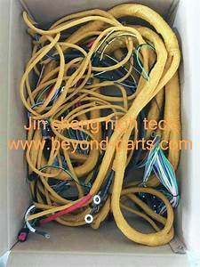 Excavator Parts 320d 323d Chasis Wire Harness 291-7590