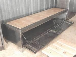 Meuble En Fer : meuble en fer design ~ Teatrodelosmanantiales.com Idées de Décoration