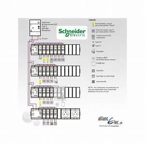 tableau electrique complet schneider surface superieur a With photo tableau electrique maison