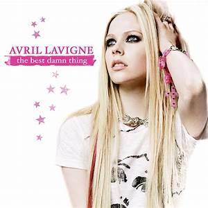 Avril Lavigne-The Best Damn Thing | ifahisablackjack