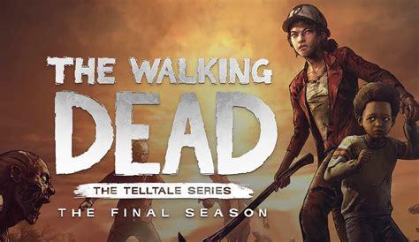 The Walking Dead Games Final Episode Sets March Release