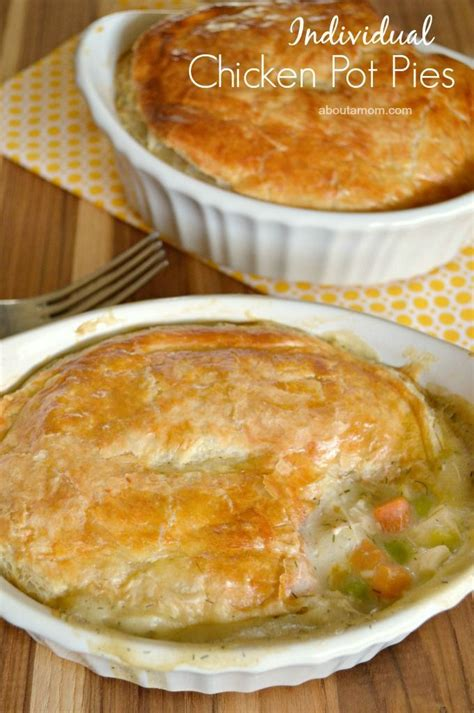 Cook's Country Chicken Pot Pie For Two