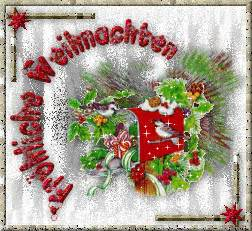 animated gif  frohe weihnachten   images gifmania