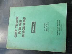 1971 Gmc Truck Wiring Diagrams All Models Built After