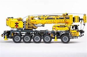 Lego Technic Erwachsene : mobilkran von lego technic ein typ f r schwere eins tze ~ Jslefanu.com Haus und Dekorationen