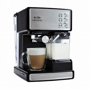 Machine A Cafe : mr coffee caf barista pump espresso maker at ~ Melissatoandfro.com Idées de Décoration