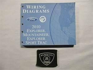 2010 Ford Explorer Mercury Mountaineer Sport Trac Wiring