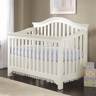 Crib Cribs Convertible Furniture Mesa Creations Nursery