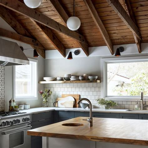 cozy wood ceiling ideas  warm   space shelterness