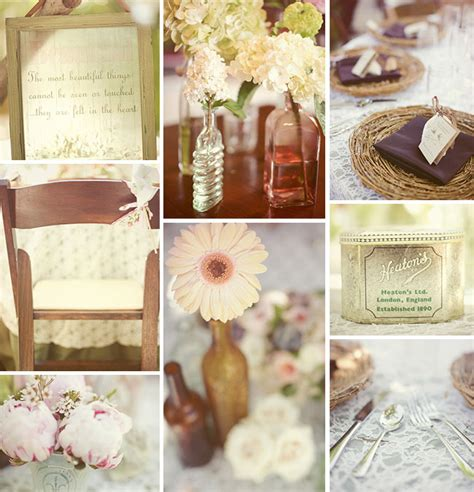 shabby chic wedding crazy about weddings shabby chic wedding inspiration