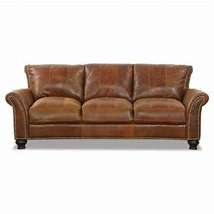 Impressive all leather sofa 5 american furniture for Sectional sofa american furniture warehouse