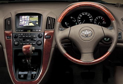 harrier lexus interior toyota or lexus rx300 harrier used 1999 car review drive