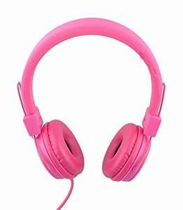 Einskey Kids Headphones Wired On Ear Headsets For