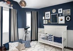 Bedroom Decor Moon Stars Space Toddler Pillows Wall Decor Gallery Wall Ideas With Blue And Yellow Bedrooms Compact Kids Bedroom Decor Ideas Shared Boys Bedroom Design Interior Design Ideas Treasure Trove Of Traditional Boys Room Decor