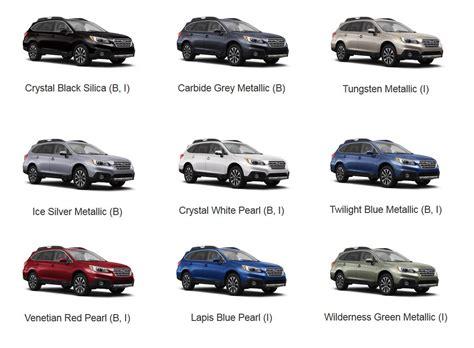 2016 Outback colors   Subaru Outback 2017   Pinterest
