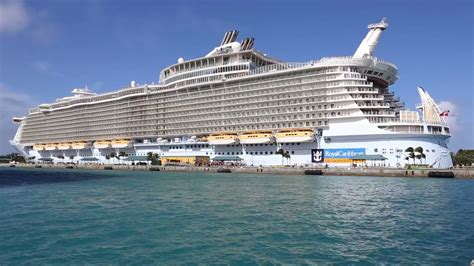 Allure Of The Seas Ship Tour 2017  Best Tour In 4 Minutes