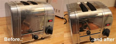 cleaning dualit toaster vistal cleaning how to clean and restore the shine