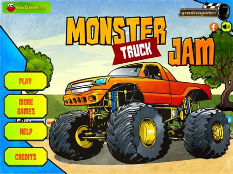 monster jam trucks games monster truck jam hacked cheats hacked free games