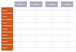 company hierarchy chart template matrix organization