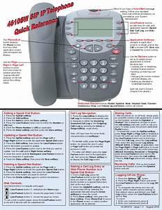 Avaya Telephone 4610sw User U0026 39 S Guide