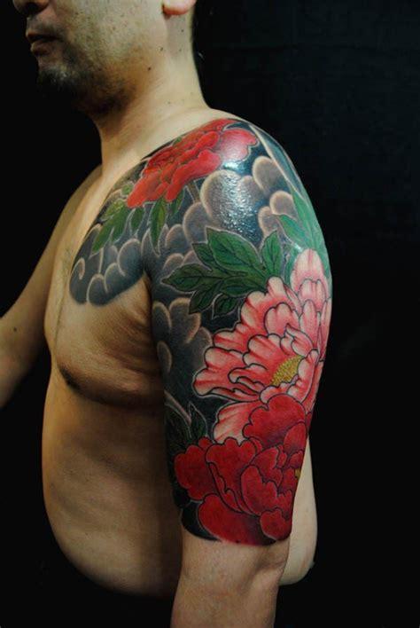 beautiful peony flower tattoo meanings  ideas