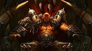 Heroes Of The Storm Fans Unhappy With Garroshs Arrival