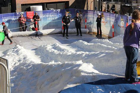 snow and slide 2015 brisbane