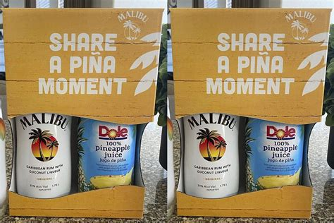 Choose from 492 drink recipes containing malibu rum. You Can Buy a Kit with Malibu Rum and Dole Pineapple Juice ...