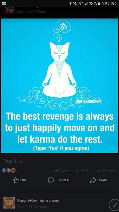 true karma revenge happy bitch uploaded