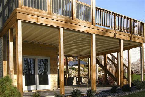 deck drainage system lowes home design ideas