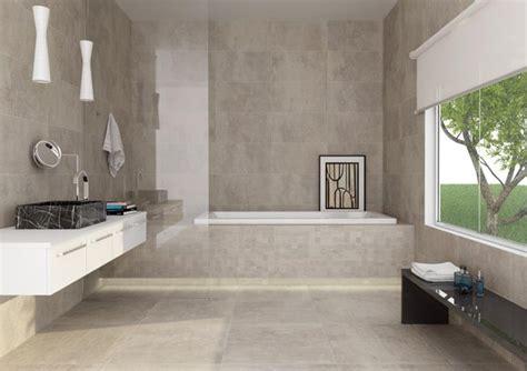 carrelage salle de bain imitation beton