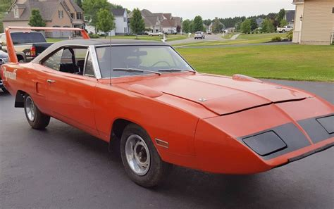 1970 Plymouth Superbird Barn Find