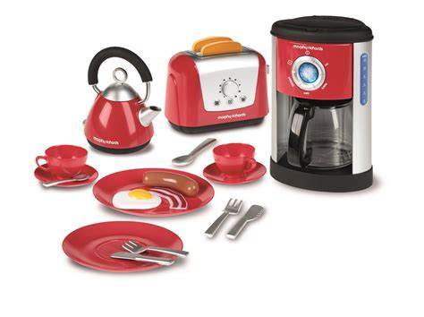 Amazon.com: Casdon Morphy Richards Kitchen Set Toy